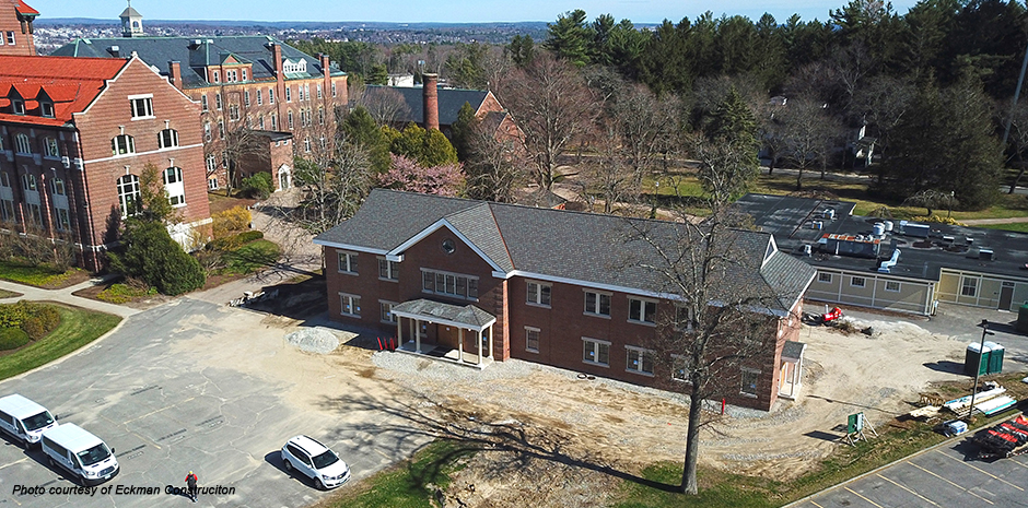 Saint Anselm College Savard Welcome Center - Manchester, NH