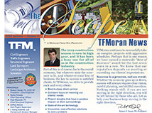 TFMoran's 2019 Summer Newsletter (E-version) is now available!