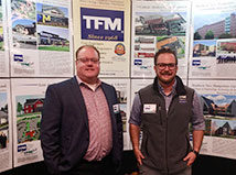 TFMoran showcases engineering projects at the 2019 Tri-City Expo