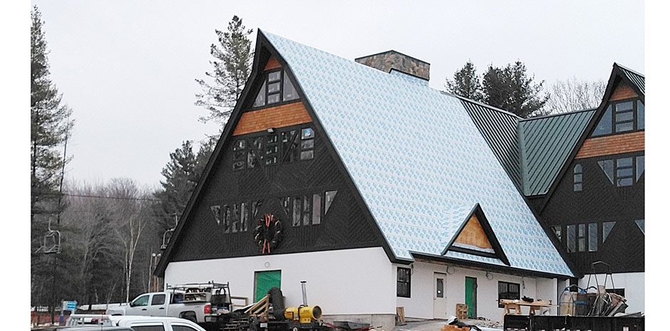 Pats Peak Ski Resort Main Lodge Addition