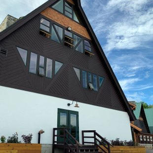 Pats Peak Ski Area ~ Main Lodge Addition