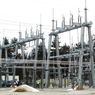 Eversource Peaslee Substation