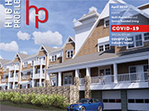 2 TFMoran Projects Featured in High-Profile's April Issue