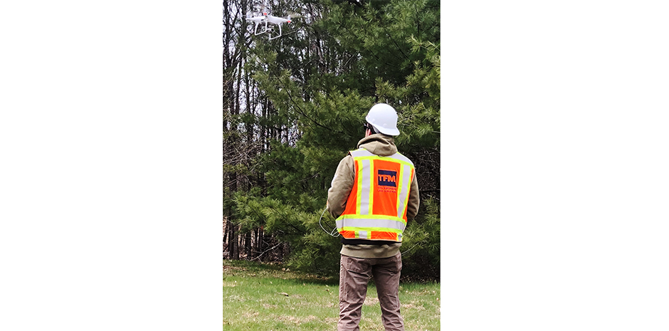 TFMoran Drone Survey Services