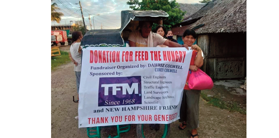 Help the Hunger Thank You to TFMoran