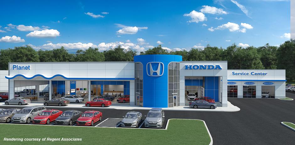 Planet Honda Tilton, NH