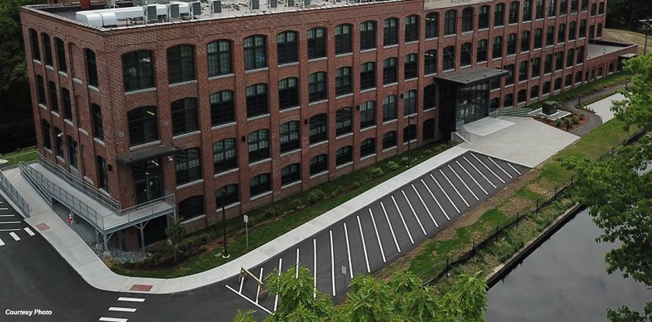 TFMoran Structural Engineers for Waterhead Mill Luxury Apartments - Lowell, MA