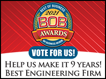 BOB Awards Voting is Now Open!!! Please Vote Question 11, NH's Best Engineering Firm: TFMoran