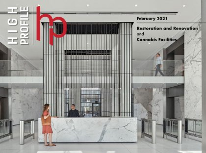 TFM News in High-Profile's February Issue!