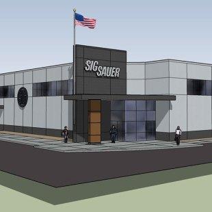 Sig Sauer Experience Center