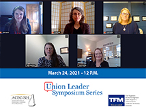 TFMoran Attends Union Leader Symposium Series: Women in Engineering