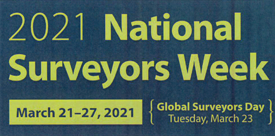TFMoran 2021 National Surveyors Week