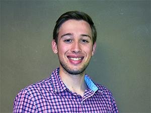 Benjamin Hodsdon joins TFMoran as a Civil Engineering Summer Intern