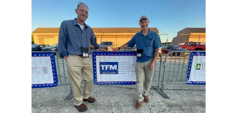 TFMoran sponsors Veterans On The Tarmac Event at Pease