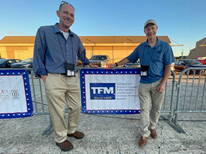 """TFMoran was proud to Sponsor the Veterans Count """"On The Tarmac"""" Event"""