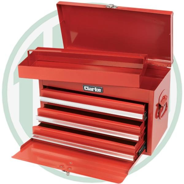 clarke tool chest 3 drawer tray cb5