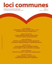 Loci communes – časopis za teološka istraživanja