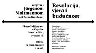 Moltmann u Zagrebu!