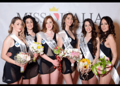 Tre agrigentine alle ragionali di Miss Italia