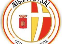 Presentato il nuovo stemma in casa Pro Nissa. Lunedì mattina la società sarà a Palazzo del Carmine per un incontro con il primo cittadino Gambino e l'Assessore allo sport Andaloro