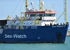 Sea Watch, sbarco e sequestro