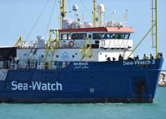Sea Watch, sbarco e sequestro