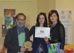 """Concorso """"Damarete: 2500 anni contro la violenza"""". l' I.I.S.S. """" Luigi Russo"""" vincitore del terzo premio"""