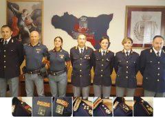 Polizia di Stato. Operativi da oggi in nuovi distintivi di qualifica