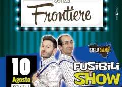 """Ultimo appuntamento Sabato 10 Agosto a Montedoro con il duo """"I Fusibili"""" per """"Risate senza frontiere"""""""