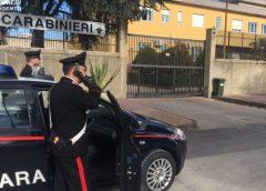 Carabinieri salvano bambino dal soffocamento