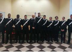 Rinforzi al Comando provinciale dei Carabinieri, arrivano 10 nuovi militari