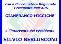 """Forza Italia Sicilia: a Caltanissetta il via a """"Un altro Sud"""""""