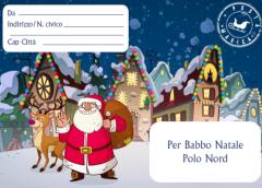 Poste Italiane : Babbo Natale risponde ai bambini con un piccolo dono