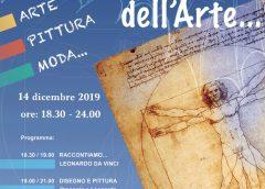 Open day e notte bianca dedicata alla figura di Leonardo al Liceo Rosario Assunto
