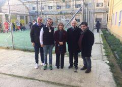 """""""La partita con papà"""", il calcio a 5 all'Istituto Penitenziario Malaspina di Caltanissetta"""
