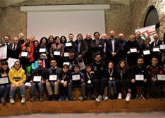 Festa dello sport 2019: tanti premi e sorrisi per lo sport della provincia di Caltanissetta