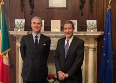 Musumeci incontra il console italiano a New York