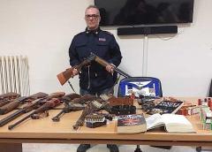 """Operazione """"Ombre Nere"""", continuano le indagini. Sequestrate armi all'ex collaboratore di giustizia Pasquale Nucera"""