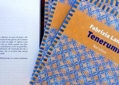 """Nel pomeriggio presentazione di """"Tenerumi"""", il libro di Fabrizia Lanza"""