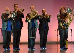 """Caltanissetta: Domenica 12 gennaio lo Spanish Brass Quintet apre la stagione """"Concerti del Bellini"""""""