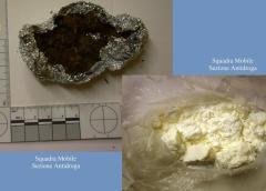 Caltanissetta, 31 grammi di cocaina nascosta in macchina. Arrestato dalla Polizia di Stato ventiseienne