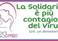 San Cataldo, la macchina della solidarietà