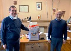 Caltanissetta, il Rotary dona 100 mascherine ai poliziotti della Questura
