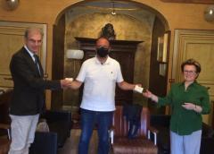 I Distretti Notarili Riuniti di Caltanissetta e Gela donano buoni spesa alla Caritas diocesana di Caltanissetta