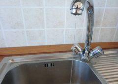 Acqua, zona Centro storico-S. Anna: domani niente erogazione per lavori