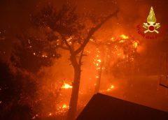 Emergenza incendi nel nisseno: 8 associazioni e gruppi presentano un esposto alle procure di Caltanissetta e Gela