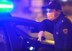 Causa incidente, denunciato per guida sotto influenza stupefacenti