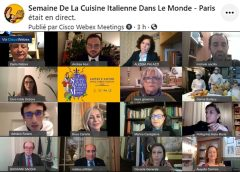 """L'Istituto """"M. L. King"""" di Caltanissetta ha partecipato alla V settimana della cucina italiana nel mondo a Parigi"""