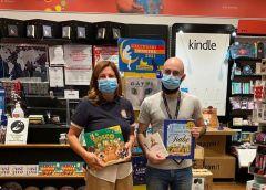 Libri in dono ai bambini e ai ragazzi, boom per l'iniziativa solidale di Giunti e Unitalsi Caltanissetta