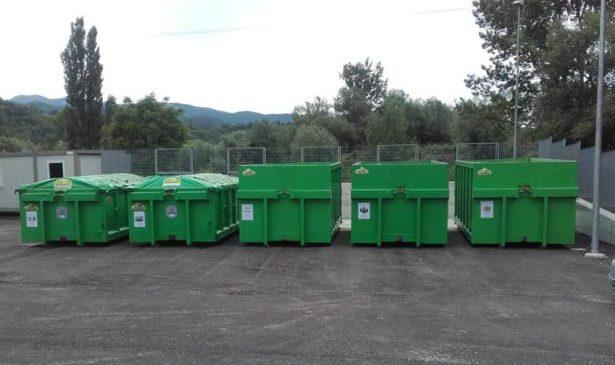 Rifiuti, Regione finanzia trenta Centri comunali di raccolta